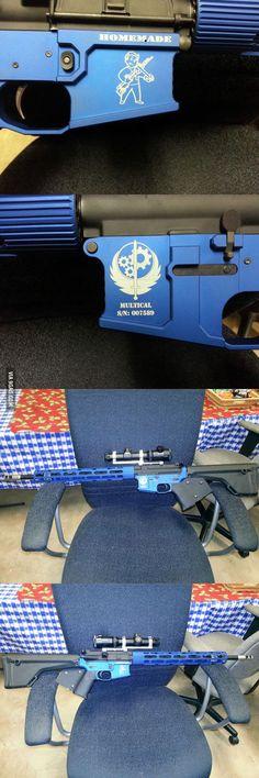 The pistol grip