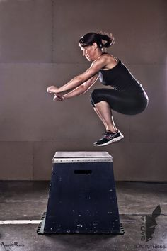b.a. fitness , photography , box jump , muscles , fit , workout , photoshop, adrienne beacco , utah