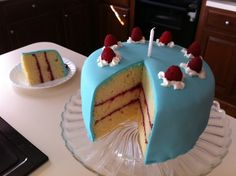 Christian really likes this REAL TF2 Birthday Cake!