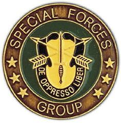 Special Forces Group Coin