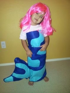 Bubble Guppies Halloween Costumes nick jr halloween house party Hand Sewn Molly Bubble Guppies Costume Made By Mebecause Nobody Sells