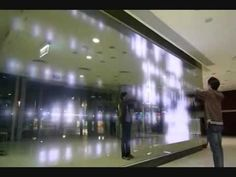 DACACO Interactive mirror, getting customers to engage in something inshore.