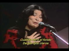 """Gracias a La Vida (Mercedes Sosa)Mercedes Sosa was an Argenitne Folk Singer. At a concert in La Plata in 1979, Sosa was searched and arrested on stage, along with the attending crowd. Their release came about through international intervention. Banned in her own country, she went into exile. She was best known as the """"voice of the voiceless ones"""""""