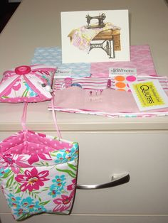 October Pincushion/Needlecase Swap - Breast Cancer Awareness Month - Page 21