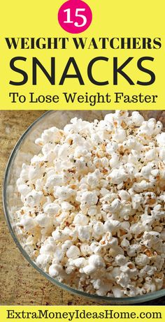 15 Healthy Weight Watchers Snacks that can help you lose weight faster. Best Weight Watchers snacks for losing weight faster. Delicious and healthy snacks Weight Watchers Appetizers, Weight Watchers Menu, Weight Watchers Lunches, Weight Watcher Dinners, Weight Loss Snacks, Healthy Protein, Healthy Weight, Healthy Snacks, Healthy Eating