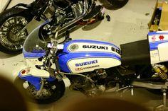 Yoshimura Suzuki GS1000 custom Racefit