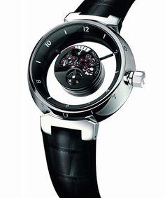 Louis Vuitton Tambour Mysterieuse Montre Bracelet, Marque Montre, Bijoux,  Montres De Luxe, cc863ca5d1ce