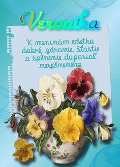 Meninové priania pre oslávencov vo februári podľa slovenského kalendára