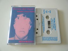 Half Man Half Biscuit Back in The D H S S · Cassette Tape · Probe Plus · 1985