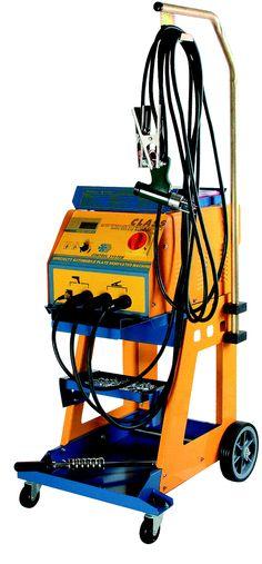 Spot Welder Model SWA-60A (repair Aluminium,Steel,Iron,Copper..)