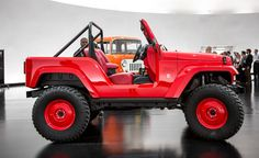 View Prime Cut: Jeep Shortcut Concept Is a Wrangler Trimmed to CJ-5 Size Photos from Car and Driver. Find high-resolution car images in our photo-gallery archive.