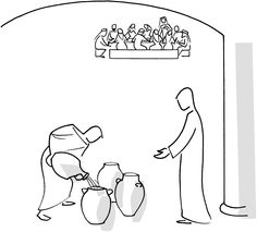 Les Noces de Cana Textes-Ecoles-bibliques