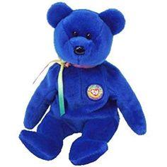 cd2a739ae14 Marion Ritzen-Janssen · Bear Beanie Babies Collection ♥