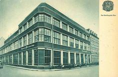 Berlingske Hus - tegnet af Bent Helweg-Møller og opført 1938-30
