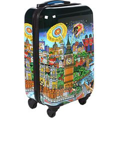 """Fazzino Collection - London 22"""" Spinner Case by Heys"""