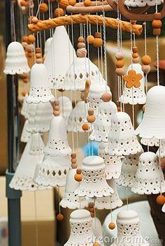 Bells of white...