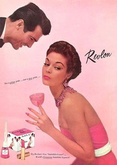 Top Models of the World.com: Jean Patchett - Revlon 1950s