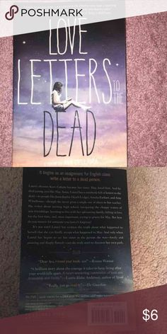 Love letters to the Dead Really good book! Other