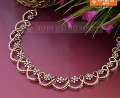 Cluster Diamond Pendant / Gold Round Diamond Cluster Necklace / Diamond Necklace for Women / Gift for Her / Diamond acecnt - Fine Jewelry Ideas Diamond Necklace Set, Diamond Pendant, Diamond Jewelry, Gold Necklace, Diamond Bangle, Gold Jewellery Design, Silver Jewellery, Silver Earrings, Indian Jewelry