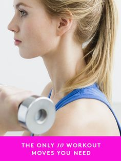 10 easy workout moves with real results