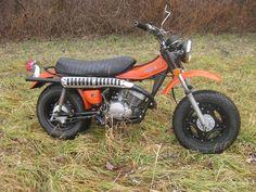 1975 Suzuki rv125