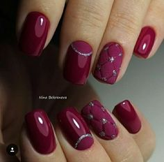 What manicure for what kind of nails? - My Nails Pretty Nail Designs, Colorful Nail Designs, Gel Nail Designs, Nails Design, Fancy Nails, Trendy Nails, Cute Nails, Gel Nails, Nail Polish
