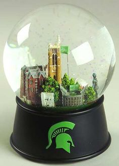Michigan State University MUST HAVE!  If someone bought me this, I would die of happiness.