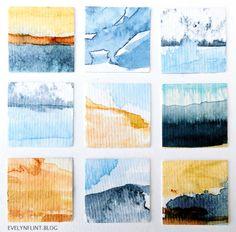 Landscape & Seascape Mosaic