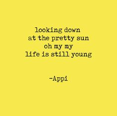 19 Best Appi (Poet) images in 2019 | Poems, Poet, Poetry