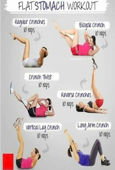 Want to easily whip your tummy into shape? Try this at home flat stomach workout for women to lose weight , to sculpt your abs in no time, and get a slim, toned and trim belly #weightloss #loseweight #workout #stomach #slim #flatbelly #fitness #health