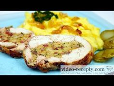 No Salt Recipes, Rigatoni, Baked Potato, Mashed Potatoes, Food And Drink, Baking, Ethnic Recipes, European Countries, Youtube