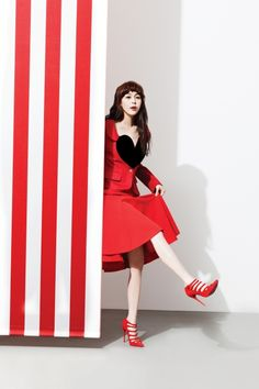 2014.09, Vogue, Lee Ha Na