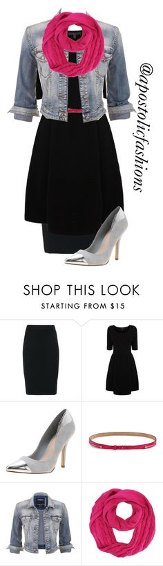 """Apostolic Fashions #1304"" by apostolicfashions on Polyvore featuring Jonathan Simkhai, Coast, RMK, Roberto Cavalli and maurices"