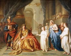 Athaliah and Joash (Charles-Antoine Coypel IV)
