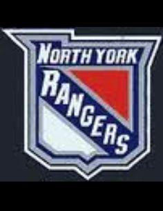 My hockey organization #NYR