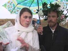 Телеканал Касли-Информ Поселение Большая Медведица. Репортаж о венчании