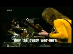 INGA RUMPF & Frumpy - How the Gypsy Was Born