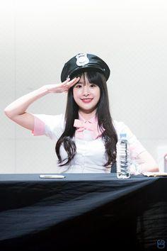 WJSN - SeolA #설아 (Kim Hyunjung #김현정) 160910