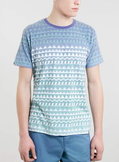 topsman camiseta geométrica
