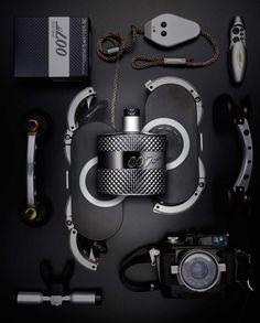 1000 images about secret agent gadgets on pinterest james bond spy gadgets and gadgets. Black Bedroom Furniture Sets. Home Design Ideas