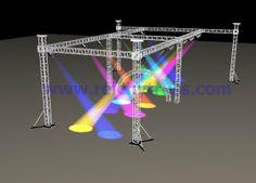 stage truss designs - Google Search