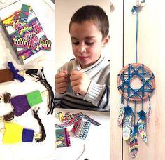 Dreamcatchers, Munecas quitapenas, poupées tracas, guatemala, diy for kids, arts and crafts for kids, porte bonheur, dreams. www.macocobox.com