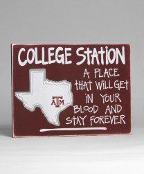 Aggieland will always be in your heart!