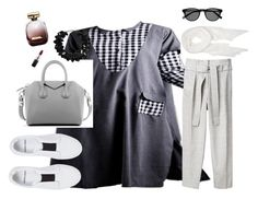 """""""Untitled #3"""" by qt-shirt on Polyvore featuring beauty, Givenchy, 3.1 Phillip Lim, Pierre Hardy, Calvin Klein, First People First, MAC Cosmetics and Nina Ricci"""