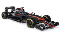 McLaren-Honda drops the bling for stealth F1 livery