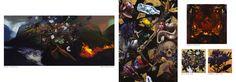 Helmut Starcke – Elegies to a Slender Scrub Scrubs, Book Art, Fine Art, Painting, Painting Art, Paintings, Work Wear, Visual Arts, Painted Canvas
