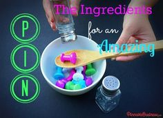 The Right Ingredients for Creating an Amazing Pin