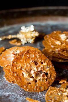 Almond Brittle, Cookie Desserts, Muffin, Sweets, Cookies, Baking, Dessert Ideas, Breakfast, Cake