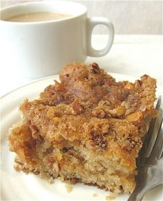 Dotal Anecdotes: Life as a Wife: In Which We Have Neighbors, and Coffeecake