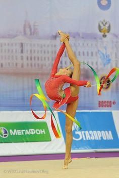 Maria Titova (RUS) Moscow grand prix
